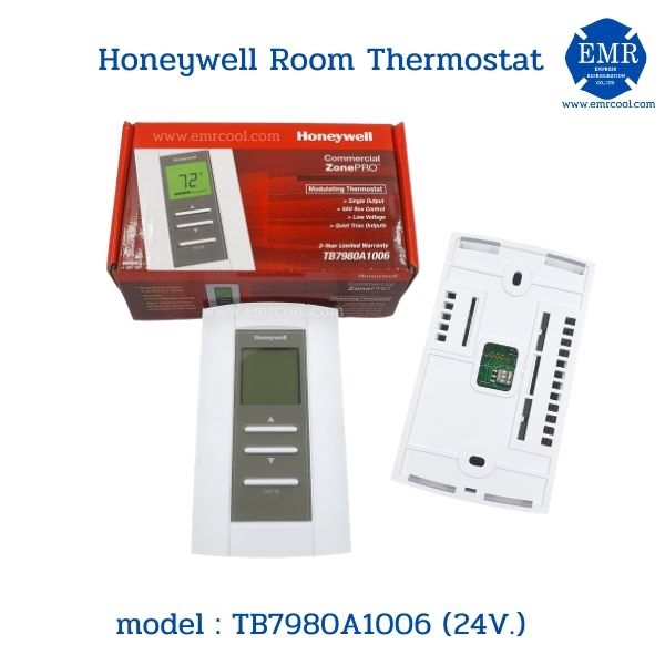 HONEYWELL Room Thermostat TB7980A1006
