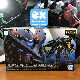 Review RG 1/144 MBF-P01-Re2 Gundam Astray Gold Frame Amatsu Mina