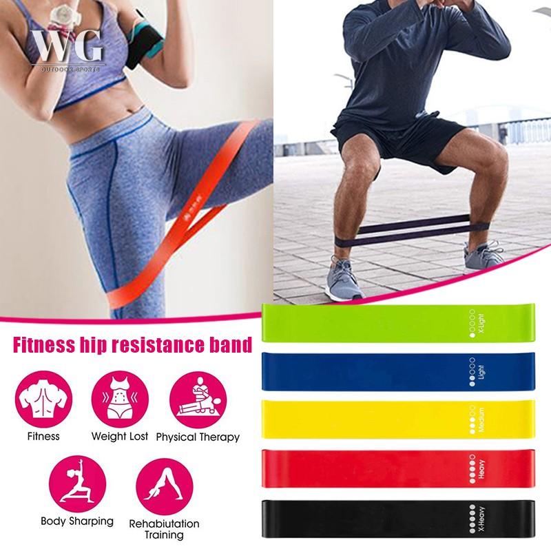 Wpgy ยางยืดออกกําลังกาย 5 ชิ้นสําหรับ Your Leg And Glutes Skin-friendly And Carry Tiktok