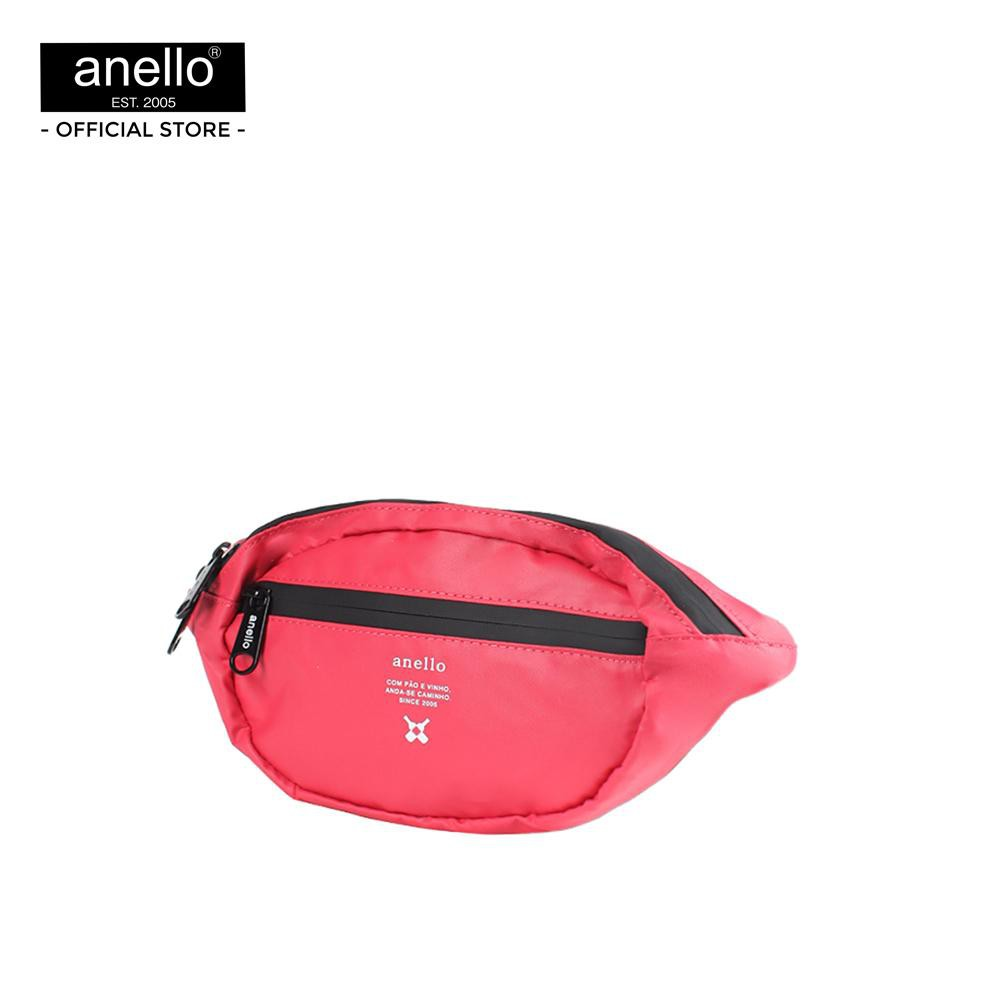 anello กระเป๋าคาดเอว REG W-Proof Waistbag_OS-N019 - PINK