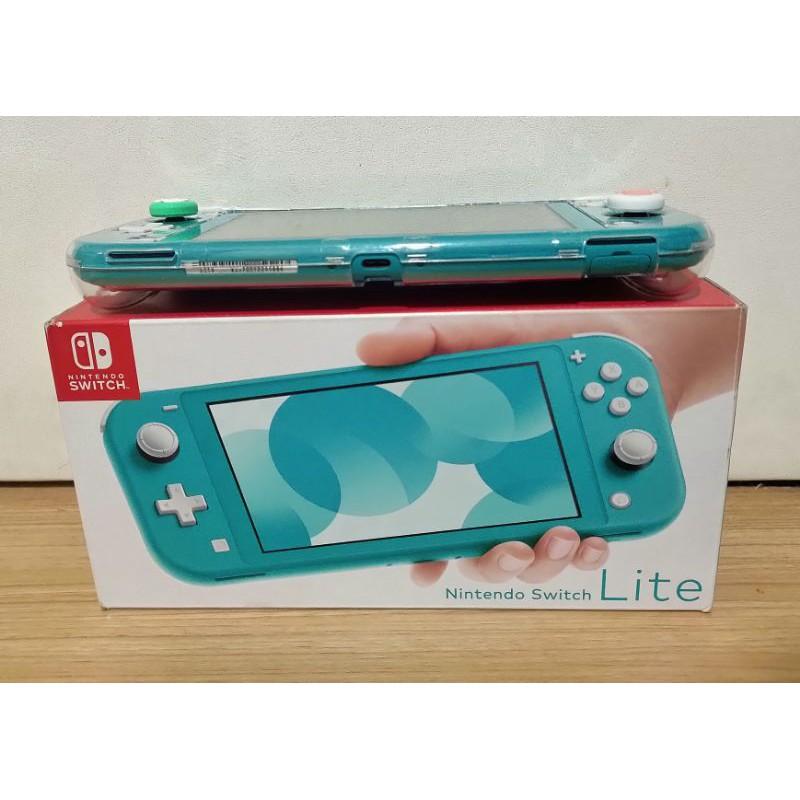 (มือ2) มีประกัน Nintendo Switch Lite ***สภาพ98%*** มือสอง ไร้ตำหนิ