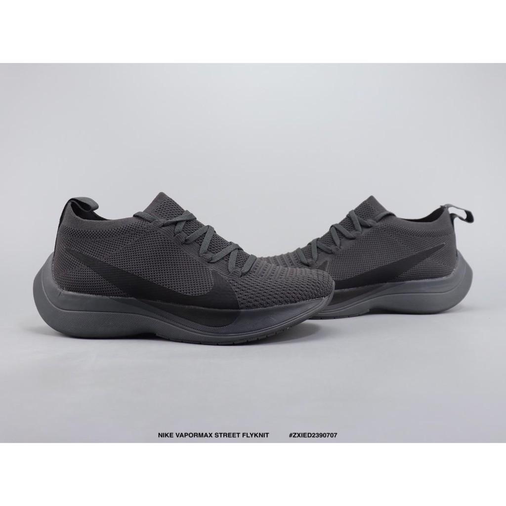 purchase cheap a2885 9ffbd ไนกี้ Nike VaporMax Street Flyknit ไนกี้ Nike lunar รองเท้าผ้าใบ  ผู้ชายและรองเท้าผู้หญิง