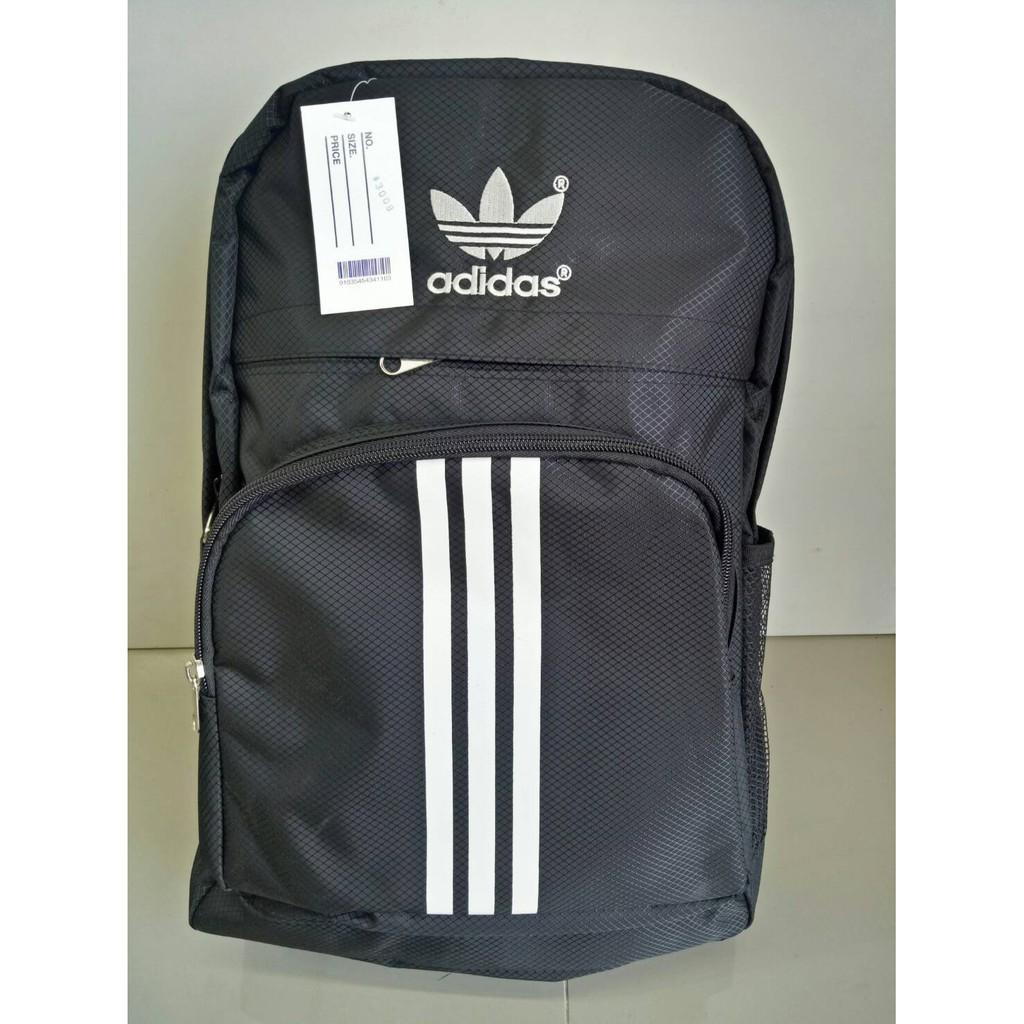 กระเป๋าสะพายหลัง เป้เดินทาง กระเป๋าอดิดาส Adidas เป้ลิขสิทธิ์อดิดาส