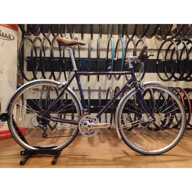 (ลดล้างสต๊อก) จักรยาน ทัวริ่ง ARAYA DIAGONALE FT แฮนด์ตรง