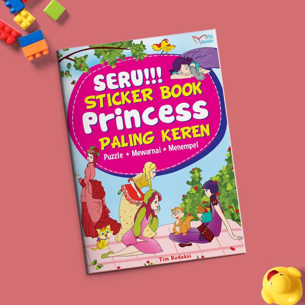 สติ๊กเกอร์ Princes Books สําหรับตกแต่งหนังสือ