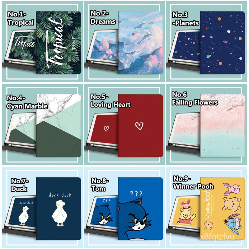 FIO9 2021 new 7th 8th generation iPad 10.2 case with pencil holder 2018 apple 5th 6th cover 9.7 tablet 10.5 air3 pro11 i