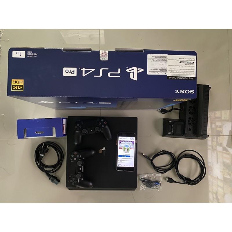 PS4 Pro 1TB 2 จอย มือสอง
