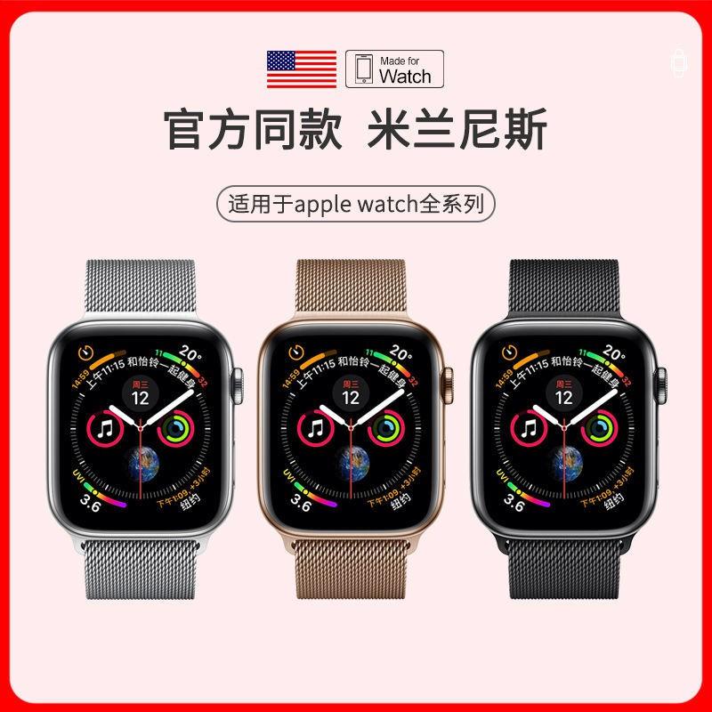 สายนาฬิกาข้อมือสําหรับ Applewatch6 Applewatch iwatch54321