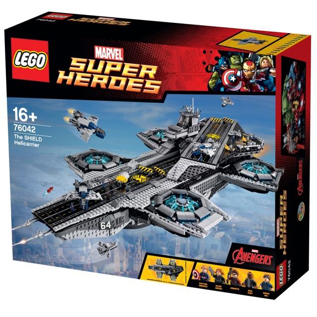 เลโก้ lego marvel superhero 76042