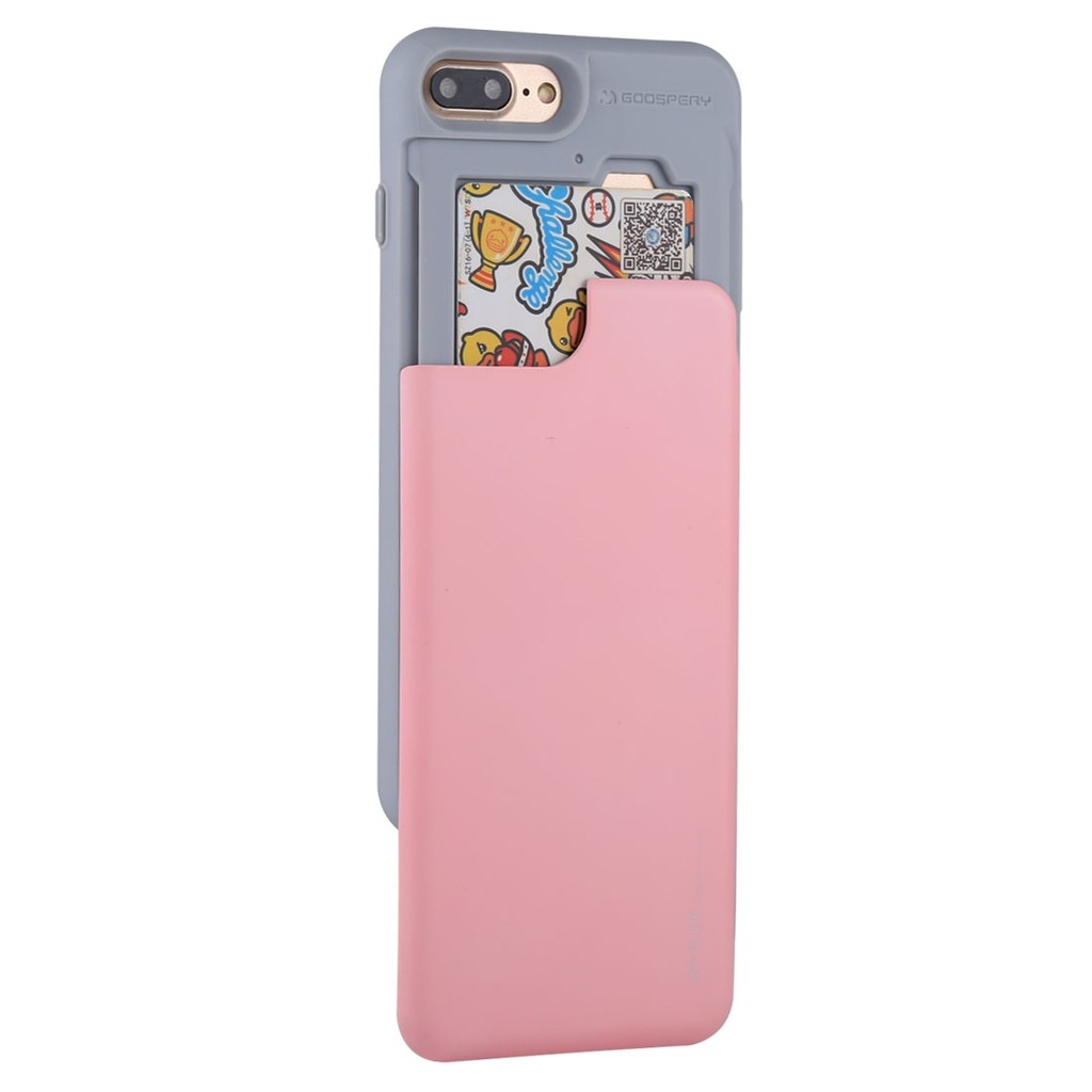Mercury Goospery Soft Feeling For Iphone 8 Plus 7 Liquid Pearl Jelly Case All Type Special  Mint State Tpu Drop Proof Protective Back Cover Shopee Thailand