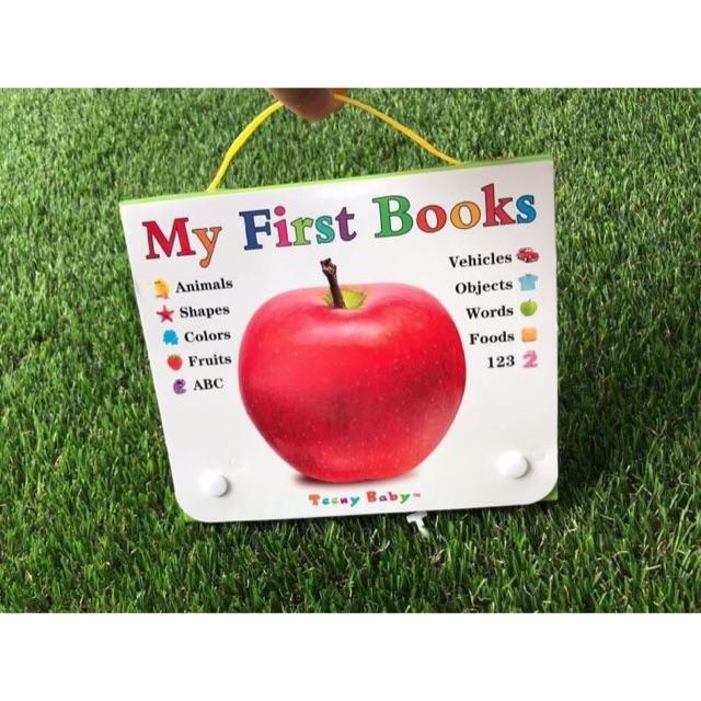 My first book set