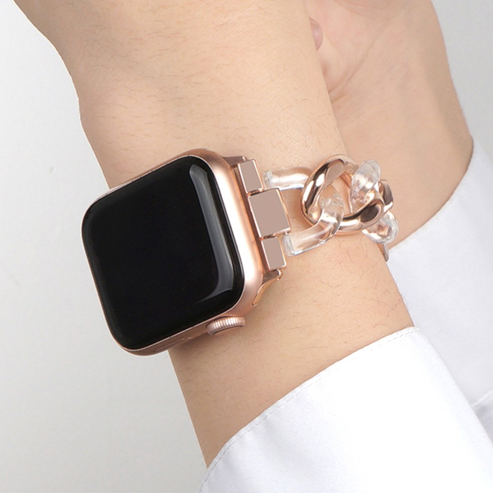 Stainless Steel Bracelet For Apple Watch 6 Band  SE 44mm 40mm iWatch Series 5 4 Strap For Applewatch 3 42mm 38mm Watchba