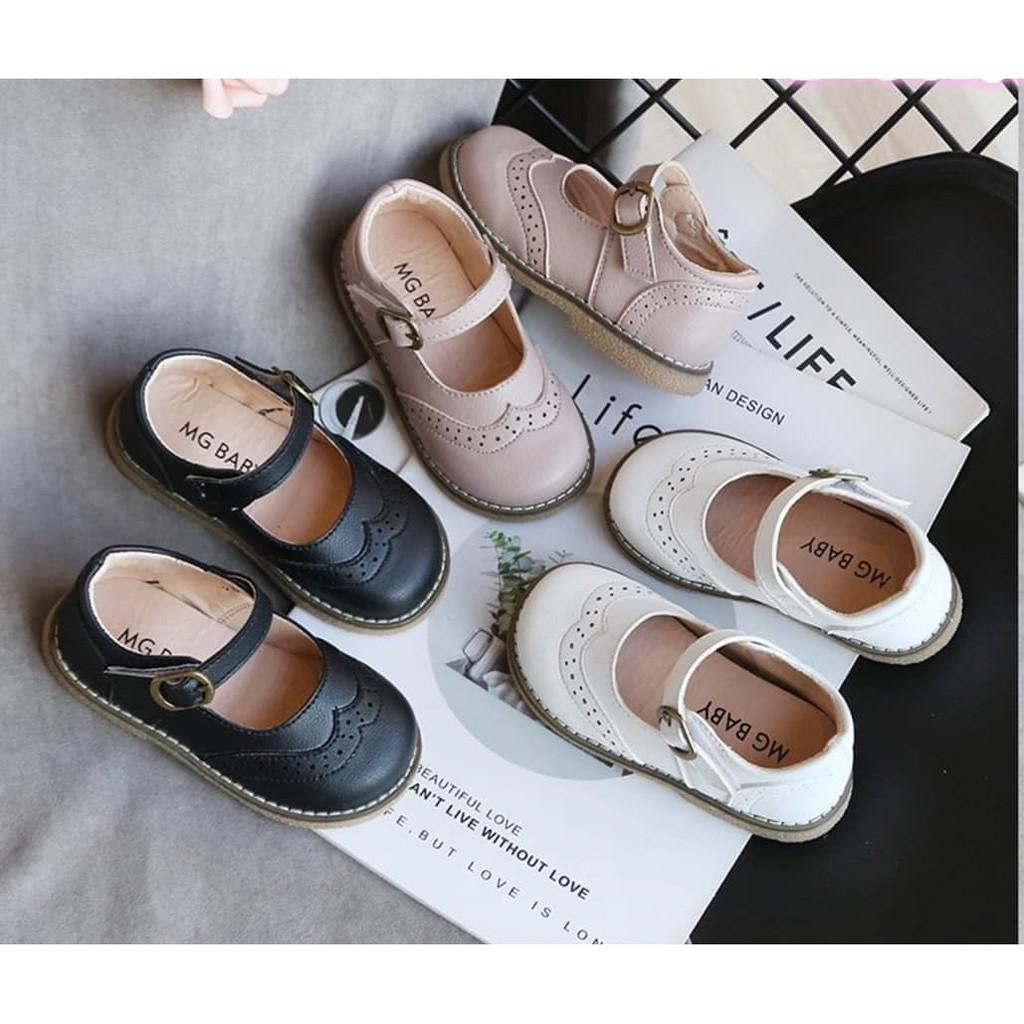 รองเท้าคัชชูเด็ก#รองเท้าคัชชูวินเทจเด็ก#รองเท้าเด็ก