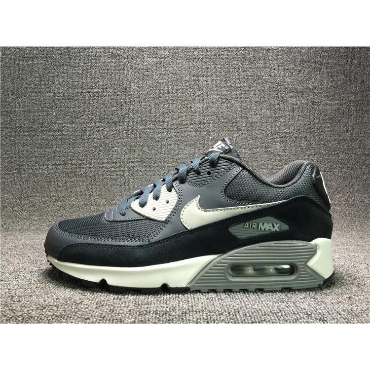 Nike AIR MAX 90 708973-400 รองเท้ากีฬาสำหรับผู้ชายผู้หญิง  86e6d1bac183