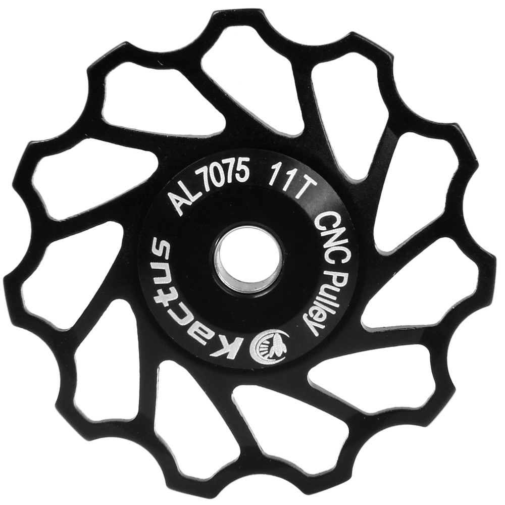 ... [3C] Kactus Aluminium Alloy 11T Guide Roller Wheel Rear Derailleur Pulley for SHIMANO SRAM ...