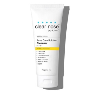 clear nose acne care solution cleanser ปรืมาณ 15