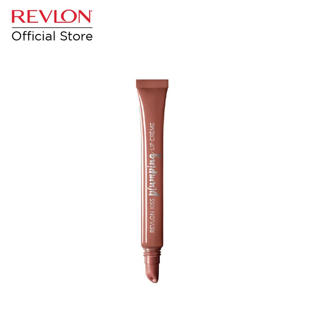 Revlon Kiss Plumping Lip Creme เรฟลอน คีส พลัมปิ้ง ลิป ครีม.