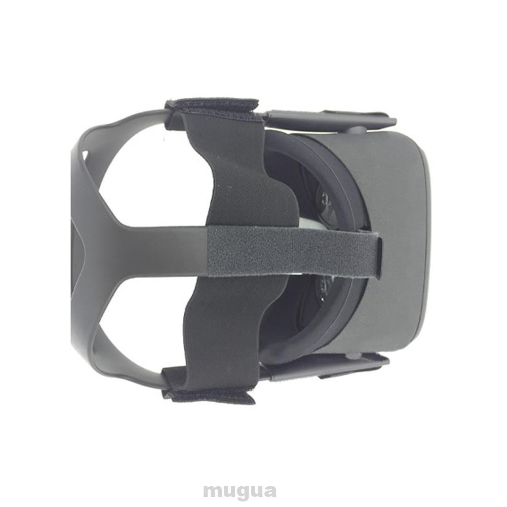 หมวกกันน็อคแบบยืดหยุ่นสำหรับ Oculus Quest VR