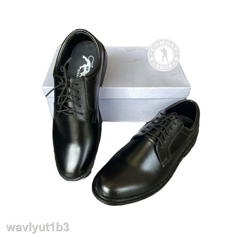 เสื้อผ้าแฟชั่นเด็กรองเท้าคัชชู หนังแท้!! ยี่ห้อบาจา รองเท้าคัชชูทหาร รองเท้าคัชชูตำรวจ รองเท้าทหาร รองเท้าตำรวจ รองเท้าค