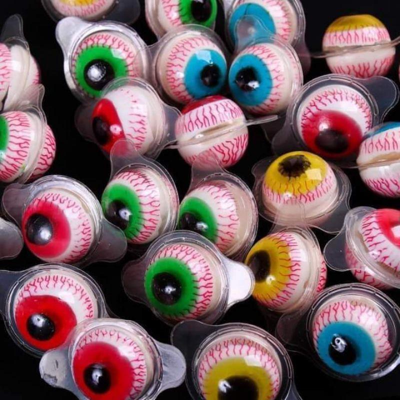 เยลลี่ลูกตา ลูกโลกก แพ็ค 10 แถม 1 จ้าาาราคาน้อนน่ารักกก??   Shopee Thailand