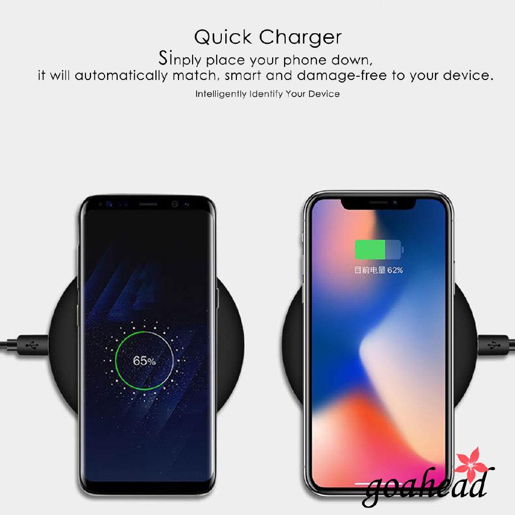 HDA-High Quality Universal Qi Wireless Charger Holder WiFi For Fast Charger