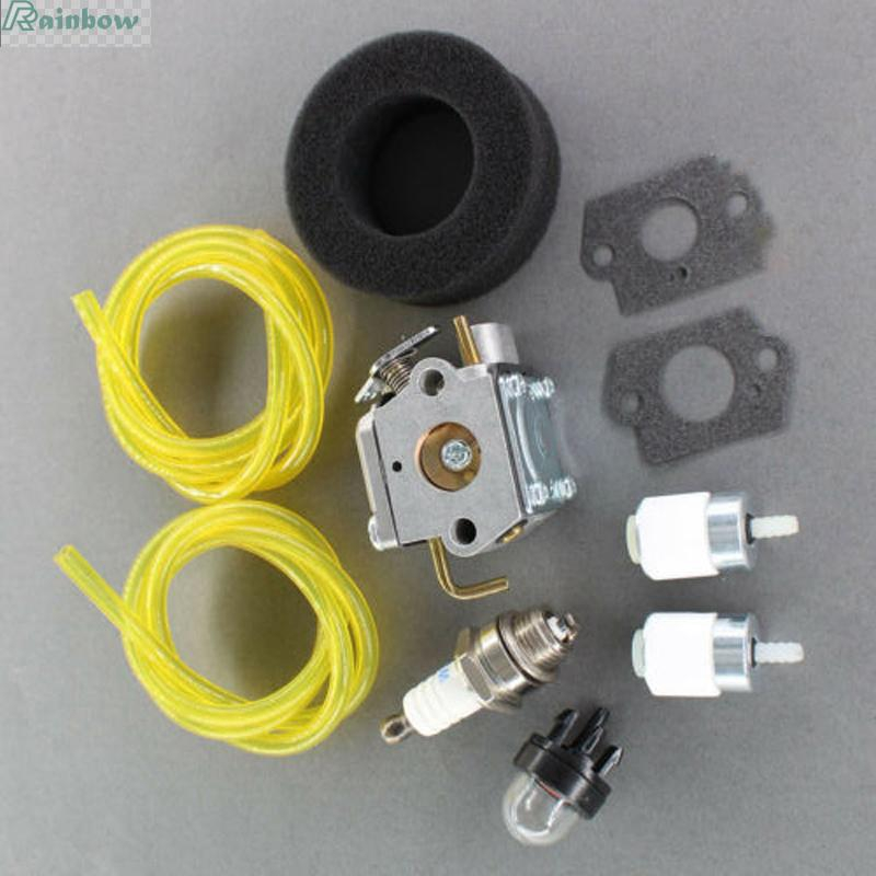 Details about  /Carburetor Kit For Zama 753-04338 7922-10629A MTD//Ryobi 790r Trimmer Spare Part