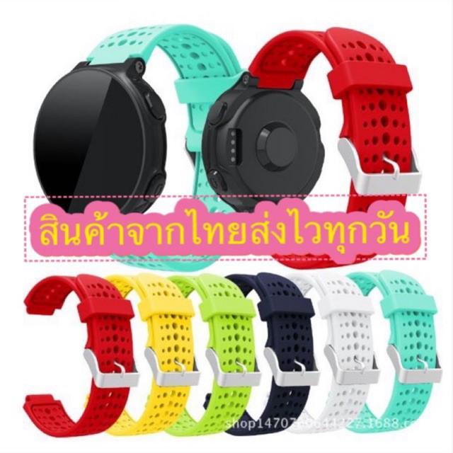 สาย applewatch แท้ สาย applewatch สายนาฬิกาGarmin Forerunner235/220/230/620/630/735 พร้อมไขควง2อัน สินค้าส่งไวทุกวันจากไ