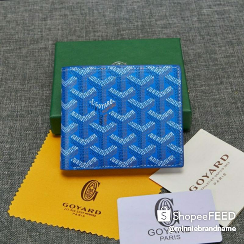 Goyard Victoire Bifold Wallet
