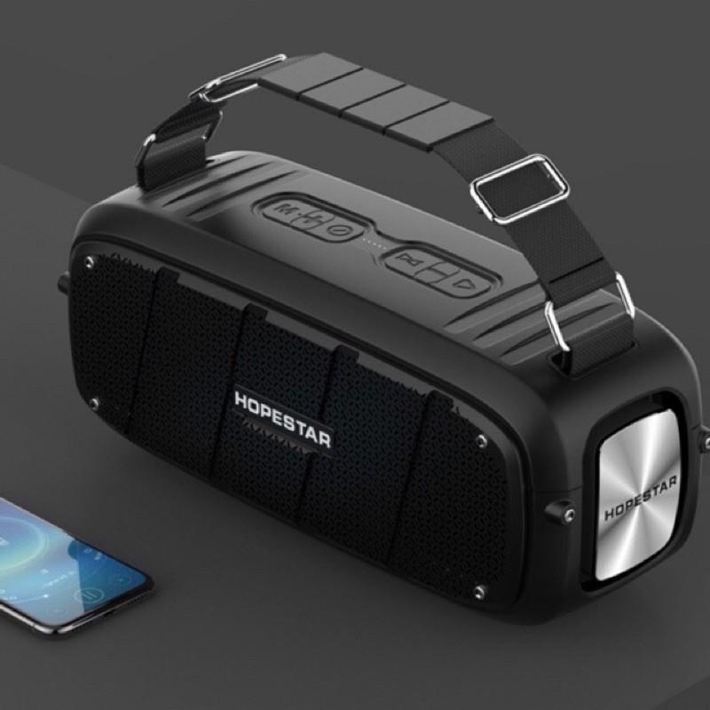 🔥New Hopestar A20 Pro ลำโพงบลูทู ธ เสียงดีเบสแน่นดังกระหมของแท้ 100% (แถมไมโครโฟน wireless)