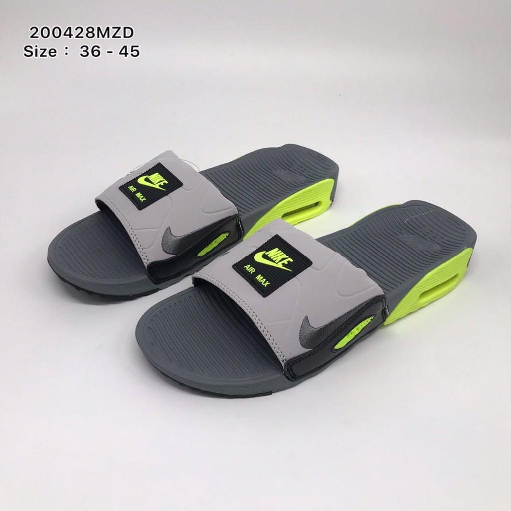 Nike Air Max 90 รองเท้าแตะชาย