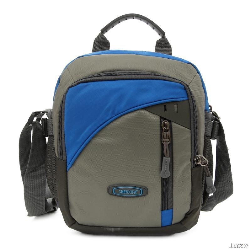 ❁₪[กระเป๋าเป้มัลติฟังก์ชั่น] กีฬากลางแจ้งกระเป๋าใบเล็กกระเป๋าเดินทาง unisex เดินทางไหล่เดียว Messenger กระเป๋าใบเล็กแบบ