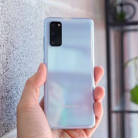 ✢มือสองใหม่ Samsung s20 s20+ เวอร์ชั่นเกาหลีของโทรศัพท์มือถือ 5G s20Ultra US รุ่นของสามโทรศัพท์มือถือ Netcom