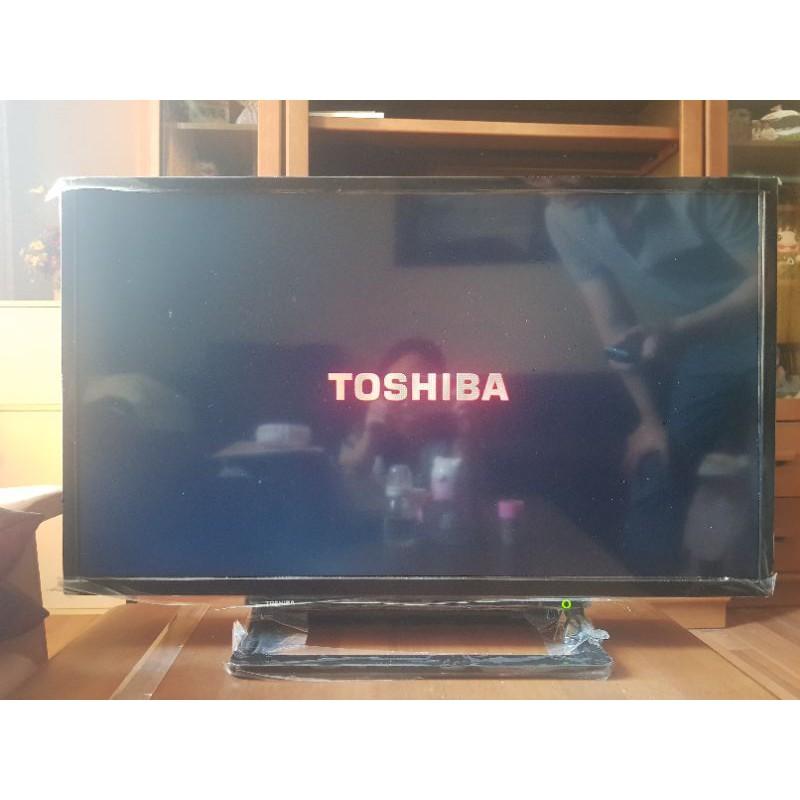 ทีวี 32 นิ้วมือสองยี่ห้อ Toshiba รุ่น 32L2550VT **พร้อมส่งฟรี** สภาพดีมาก ราคาถูกคุ้มค่า แทบไม่มีตำหนิ ใช้งานน้อย