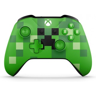 Xbox Wireless Controller for Xbox One™, Xbox One S™ (Minecraft Creeper)