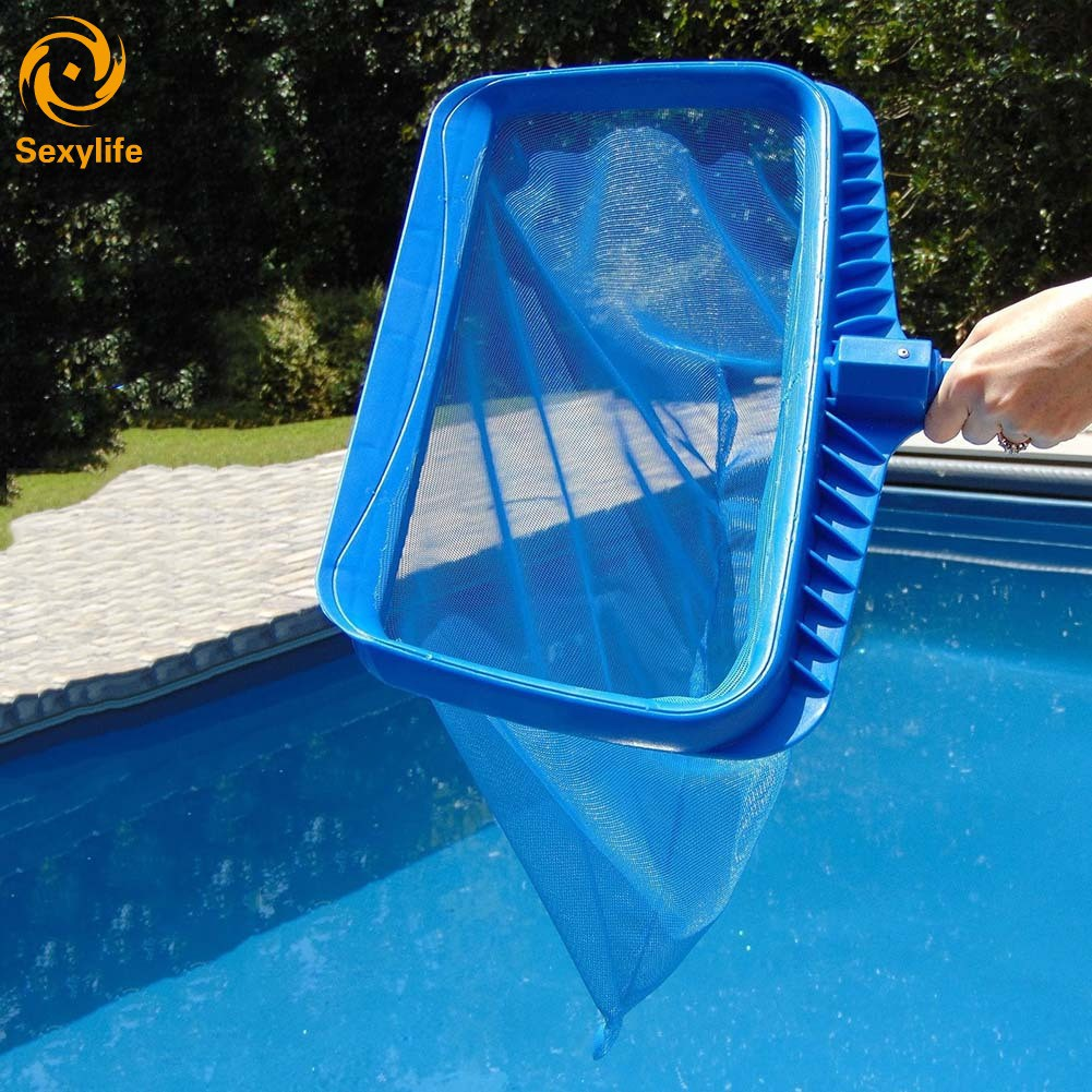 Leaf and Pool Leaf Mesh Net Swimming Pool Clean Accessories ...
