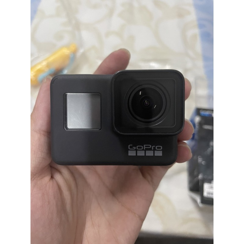 GoPro Hero 7 Black [มือสอง] พร้อมอุปกรณ์