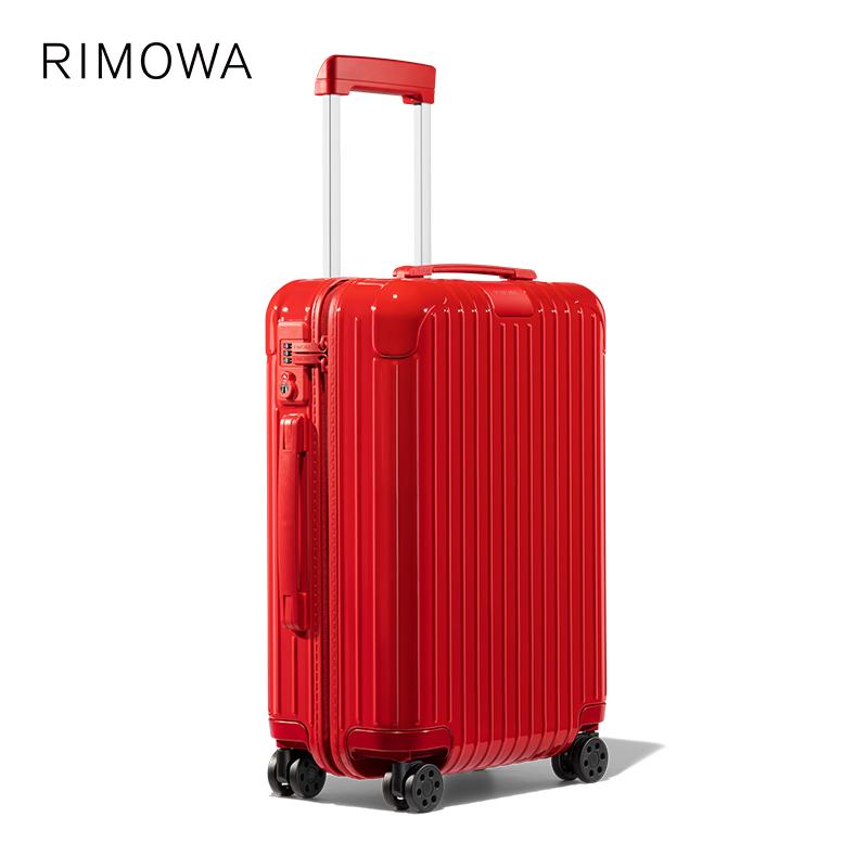 ℤ#Rimowa essential20นิ้วกระเป๋าเดินทางล้อลากขึ้นเครื่องกระเป๋าเดินทาง