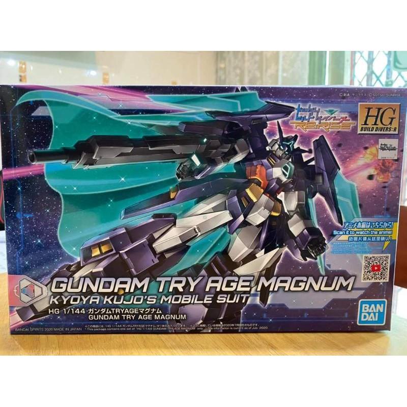 HG.Gundam Try Age Magnum (HGBD:R)