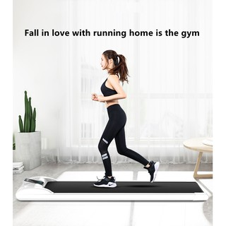 New type of household indoor gym dedicated simple folding walking machine multifunctional flat treadmill