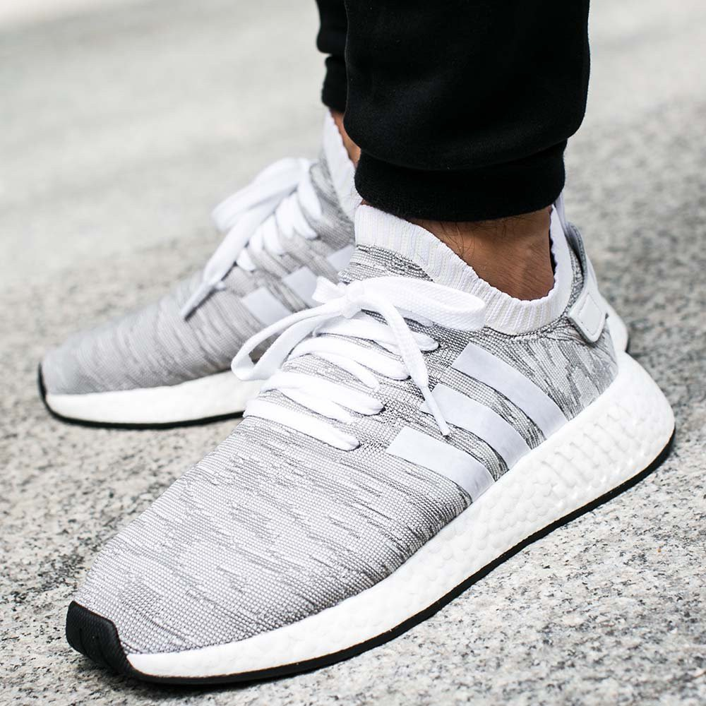 competitive price 98963 07b20 Find Price Adidas Originals Adidas NMD R2 PK สีขาวถัก Camo ...