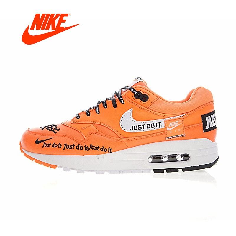 รองเท้าผ้าใบ Nike Air Max 1 JUST DO IT สำหรับผู้ชาย
