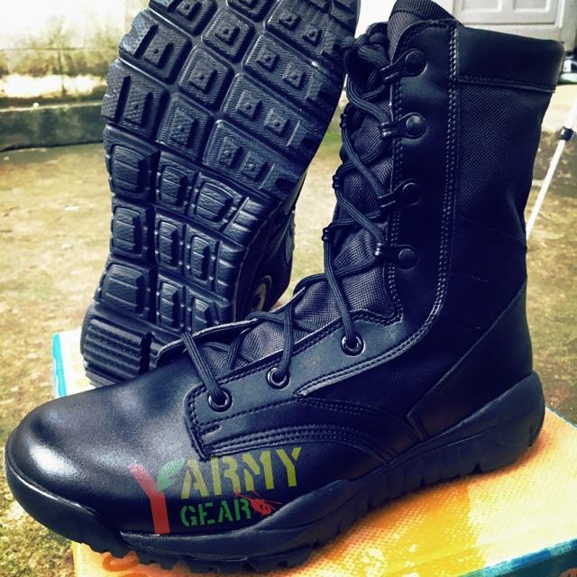 รองเท้า CQB SWAT A1 | รองเท้าทหาร-ตำรวจ รองเท้าคอมแบท คอมแบทCQB คอมแบตเบา CQB A1