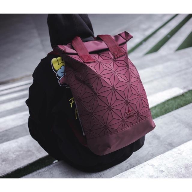 กระเป๋า Adidas 3D Roll Top Backpack แท้
