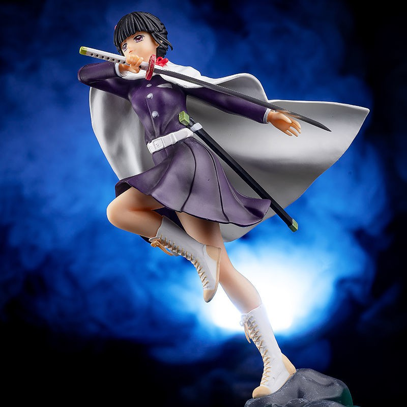 Demon Slayer Blade Chanahu Figure Anime Large Model Decoration Doll Gift Peripheral Two-Dimensional Collection