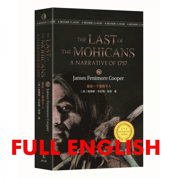 The Last Mohican(English Version)/Classic English Library Liaoning People's Publishing House Books