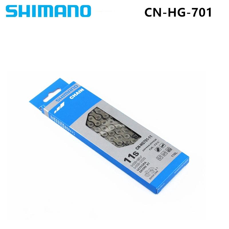 SHIMANO  HG701 HG700 Chain 11-Speed Bike Chain CN-HG701 MTB Road Bike Chains