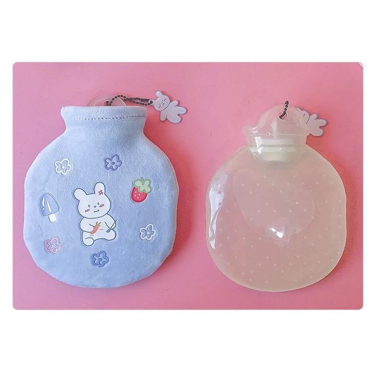 กระเป๋าน้ำร้อน-ลายการ์ตูน คลายหนาวแก้ปวดเมื่อย ช่วยลดอาการปวดประจำเดือน ลดบวมเพิ่มการหมุนเวียนโลหิตเพิ่มน้ำนมแม่