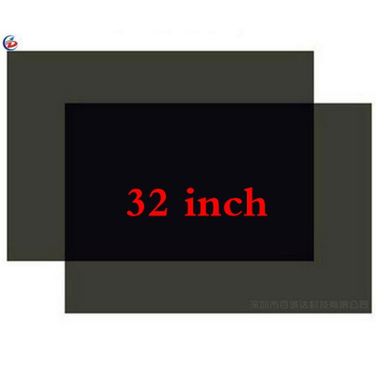 32 Ich Polarizer ฟิล์มซ่อมทีวี Lcd 32 นิ้ว