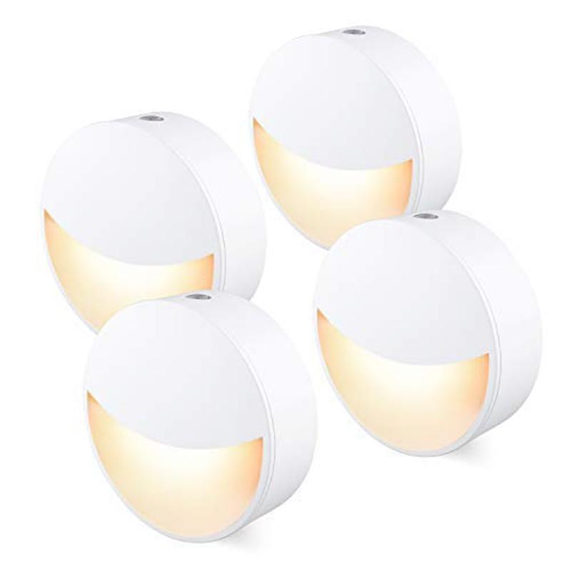 Night Lights Plug In Light Sensor 6 Pack