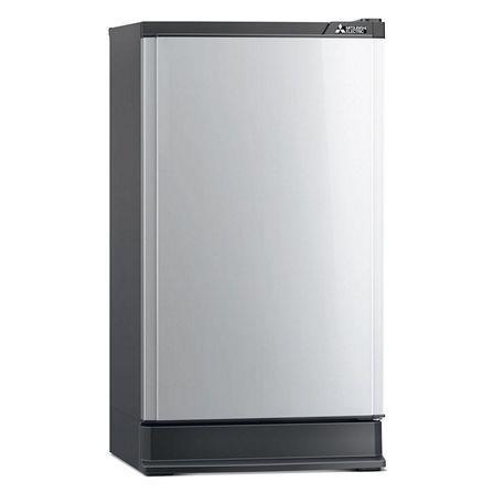 MITSUBISHI ตู้เย็น 1 ประตู รุ่น MR-140P  ความจุ 4.9คิว สีเงิน รับประกันคอม 5ปี